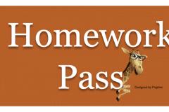 Homework-pass